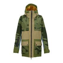 Burton LAMB RIFF PARKA Technikai kabát camo