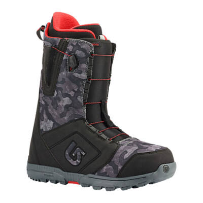 Burton Snowboard bakancs MOTO black/camo