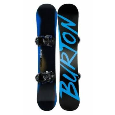 Burton Snowboard deszka READY TO RIDE