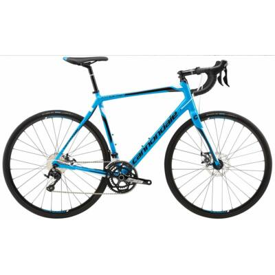 Cannondale Synapse 105 5 Disc BLU 2016