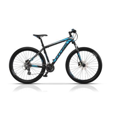 """Cross GRX 29"""" 2017 Mountain Bike mattfekete/kék"""