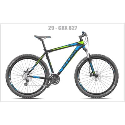 "Cross GRX 827 29"" 2017 Mountain Bike"