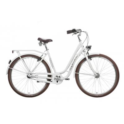 Gepida Classic 2017 Classic Kerékpár fehér