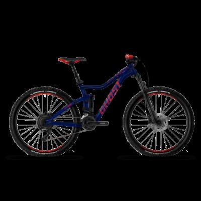 "Ghost DREAMR 4 27,5"" 2017 Fully Mountain Bike"