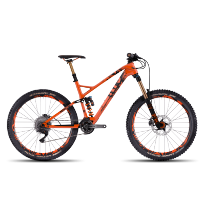 Ghost PATHRIOT 10 UC 2017 Fully Mountain Bike