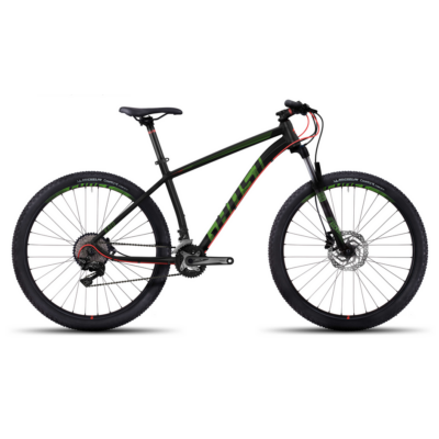 "Ghost KATO 7 27,5"" 2017 Mountain Bike black/green/red"