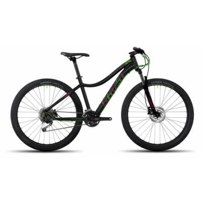 "Ghost LANAO 3 27,5"" 2017 női Mountain Bike black/green/pink"