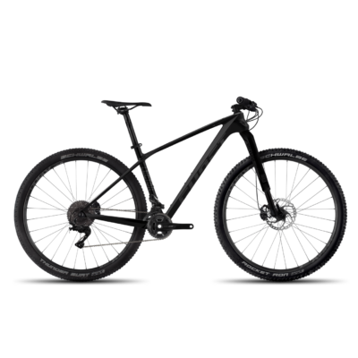 "Ghost LECTOR 7 LC 29"" 2017 Carbon Mountain Bike black"