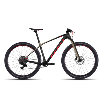 "Ghost LECTOR X 8 UC 29"" 2017 Carbon Mountain Bike"