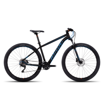 "Ghost KATO 5 29"" 2017 Mountain Bike black/blue/orange"