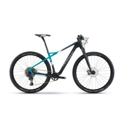 Haibike GREED HardNine 8.0 2017 Carbon Mountain Bike