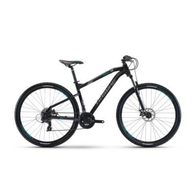 Haibike SEET HardNine 1.0 2017 Mountain Bike fekete/antracit/cián