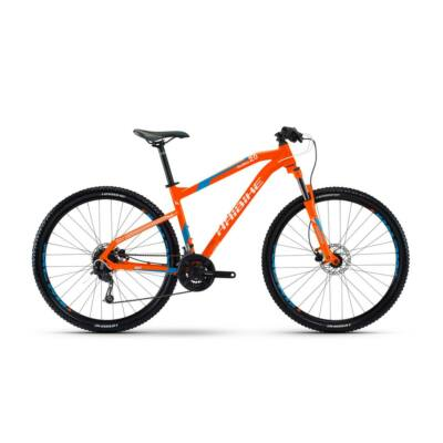 Haibike SEET HardNine 2.0 2017 Mountain Bike narancs/kék/fehér