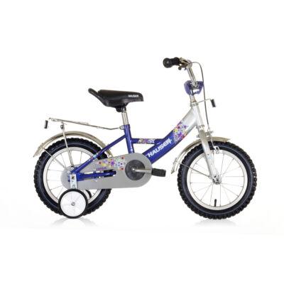 """Hauser BMX14"""" Swan ezüst/kék Gyerek Kerékpár"""