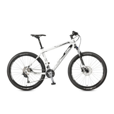 KTM ULTRA Fun 27 27s Deore 2017 Mountain Bike white