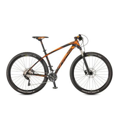 KTM AERA 29 Comp 20s XT 2017 Carbon Mountain Bike