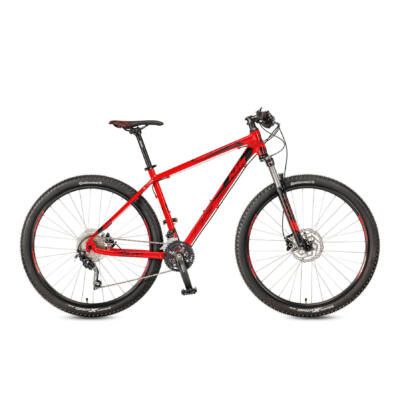 KTM ULTRA Fire 29 30s Deore 2017 Mountain Bike brite red matt