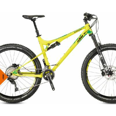 KTM Lycan 272 2F LTD 2017 Fully Mountain Bike