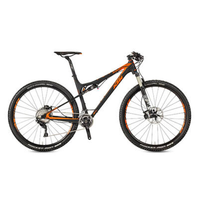 KTM Scarp 29 MASTER 2F LTD 2017 Fully Mountain Bike