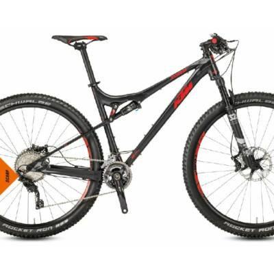 KTM Scarp 292 2F LTD 2017 Fully Mountain Bike
