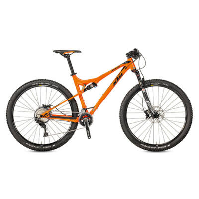KTM Scarp 293 2F LTD 2017 Fully Mountain Bike
