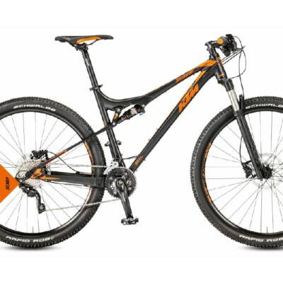 KTM Scarp 295 3F LTD 2017 Fully Mountain Bike