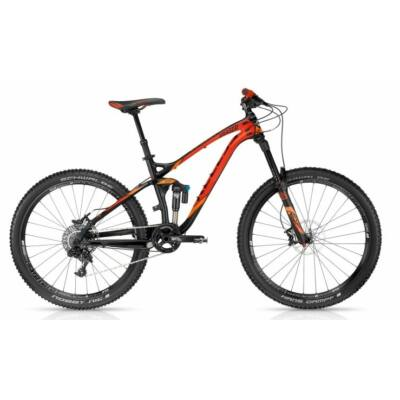 Kellys Eraser 90 2016 Fully Mountain Bike