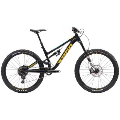 Kona Process 153 DL 2017 Fully Mountain Bike