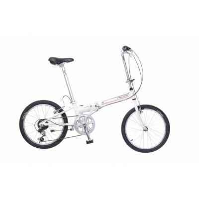 Neuzer Folding Sport 20 Összecsukható Kerékpár fehér/fekete-piros