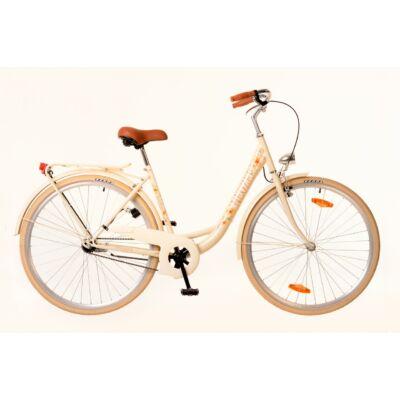 Neuzer Balaton Premium 26 1S női City Kerékpár krém