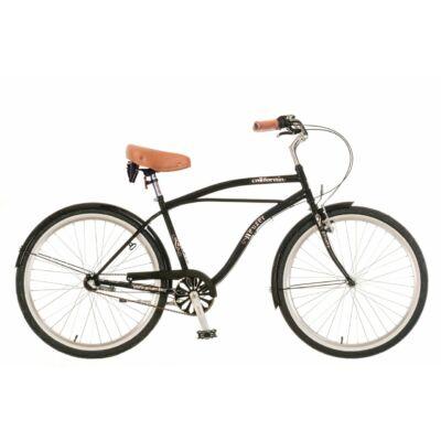 Neuzer California Classic Kerékpár fekete