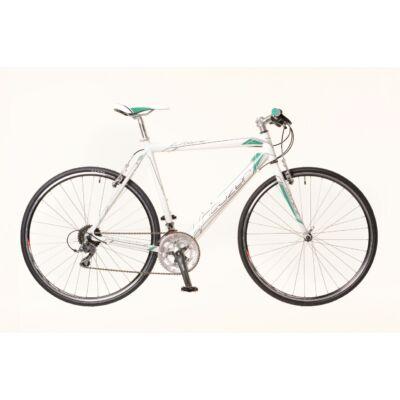 Neuzer Courier DT Fitness Kerékpár fehér-türkiz