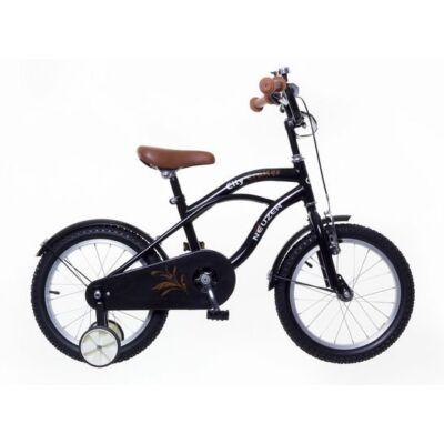 Neuzer Cruiser 16 fiú Gyerek Kerékpár fekete