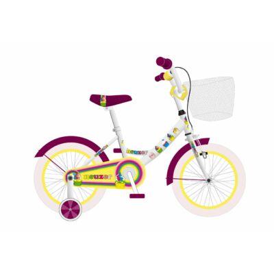 Neuzer BMX 16 lány Gyerek Kerékpár fehér
