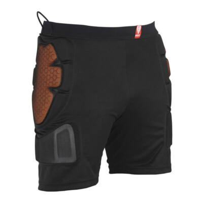 Red TOTAL IMPACT SHORT