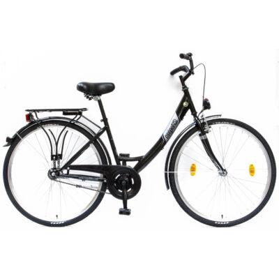 Schwinncsepel BUDAPEST A 28/17 GR 2017 Női City Kerékpár fekete
