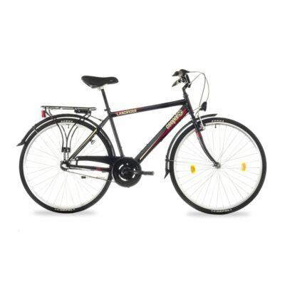 Schwinncsepel LANDRIDER 28/23 FFI N3 2017 Trekking Kerékpár fekete