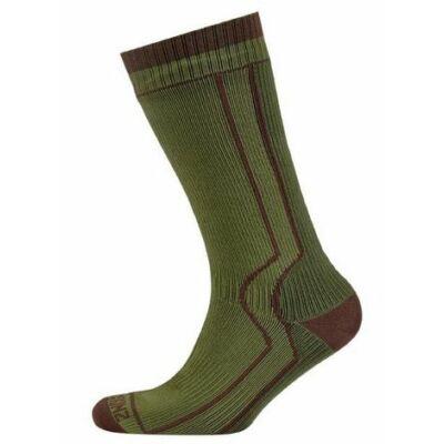 Sealskinz Trekking Sock zöld
