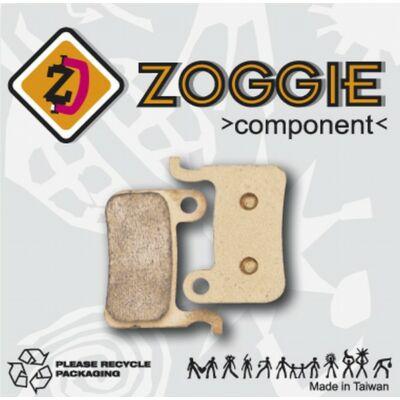 Zoggie Shimano XTR M965 acél fékbetét tárcsafékhez, szinteres