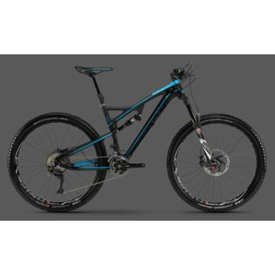 Haibike Heet 9.20 2016 Fully Mountain Bike