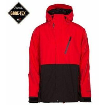 Armada Stealth GORE-TEX 2L Jacket Red
