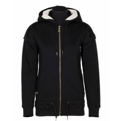 Armada Cloud Full-zip Hoody black
