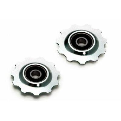 XLC Váltógörgő ezüst PU-A01