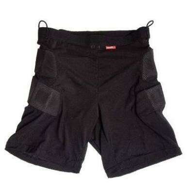 Red BASE LAYER SHORT WMS