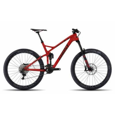 GHOST FR AMR LC 10 2016 Fully Mountain Bike