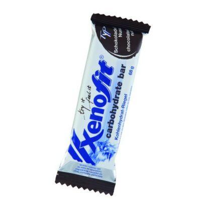 Xenofit Szénhidrát szelet 68g - Csokoládé - mogyoró ízű