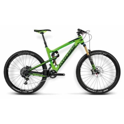 Kross Soil 3.0 green-black matte