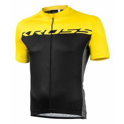 Kross FLOW black-yellow