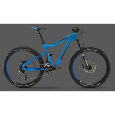 Haibike Q.AM 7.10 2016 Fully Mountain bike