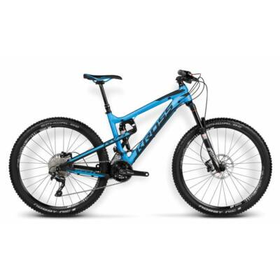Kross Soil 2.0 blue-black matte